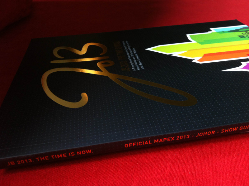 Hot off the press, MAPEX 2013 Show Guide unveiled…